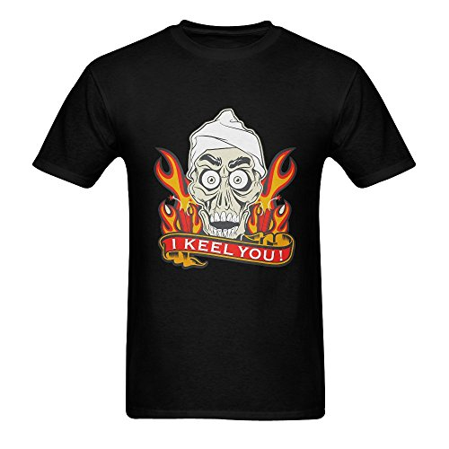 Achmed i keel you Men's DIY T-shirt Black