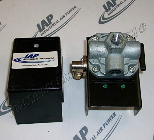 54627104 Pressure Switch - Designed for use with Ingersoll Rand Compressors
