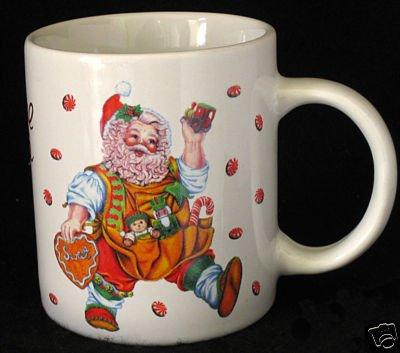 (Sakura Santa's Magical Cookies Stoneware Mug)