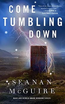 Come Tumbling Down by Seanan McGuire science fiction and fantasy book and audiobook reviews