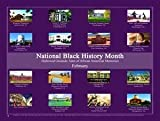 Toys : 2016 Black History Month Poster Hallowed Grounds: Sites of African American Memory (B16)