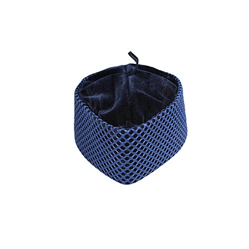 Oga Faaji African Kufi Apapo Cap by (Extra Large 24 5/8 inches, Navy)