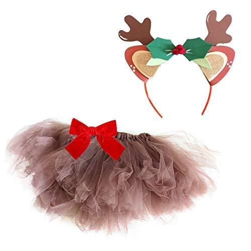 DISFRAZ RENO RED GOMA EVA para niños: Amazon.es: Handmade