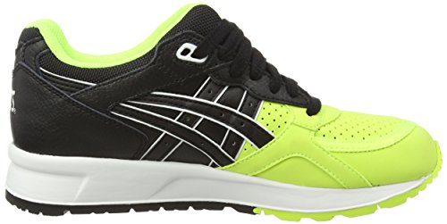 0790 Speed Adults' Black Saffety Gel Trainers Asics Lyte Unisex Yellow Yellow RqCOwn7xv
