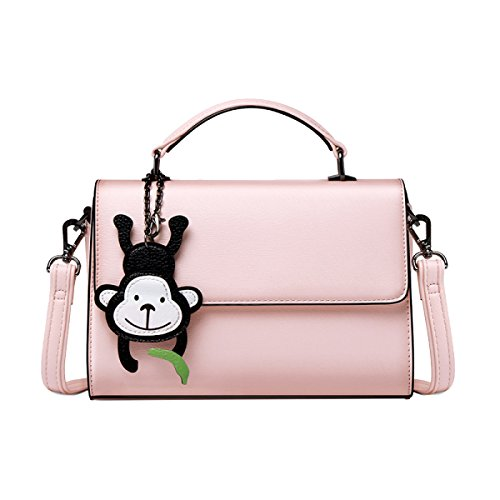 El Paquete Diagonal De La Cruz De Yy.f El Nuevo Bolso De Hombro Bolso Cuadrado De La Manera De La Marea Pequeño Mini Bolso Femenino Salvaje Bolso Multicolor Bolso Hermoso Pink