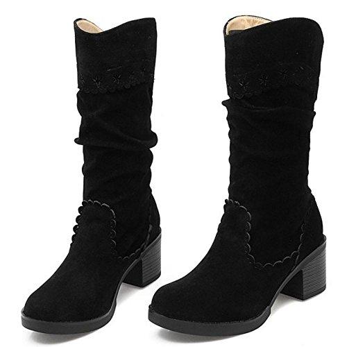 On Boots RAZAMAZA Pull Women Black qBwTU