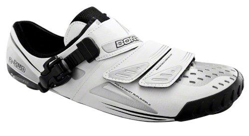Bont A-two Scarpe Uomo Bianco 2015 Bici Da Strada Marrone / Bianco