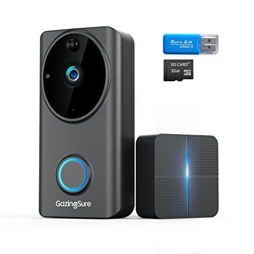 🥇 Security Video Doorbell