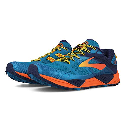 29e5d036ce9e9 Brooks Cascadia 12 Running Shoes - 7.5 - Blue