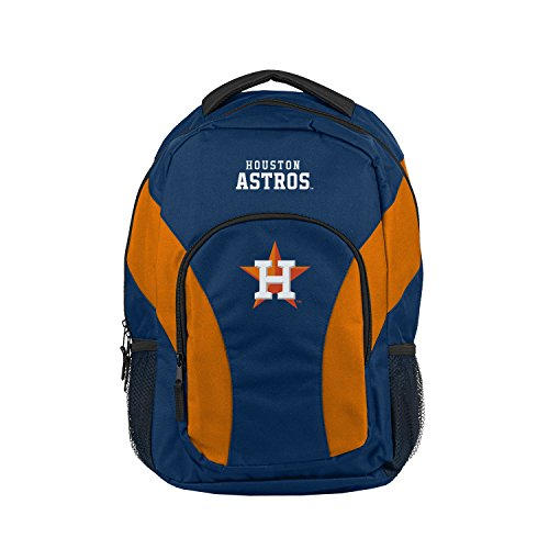 Mlb Astros Drawstring Houston - The Northwest Company Officially Licensed MLB Houston Astros Draft Day Backpack, 18-Inch, Blue