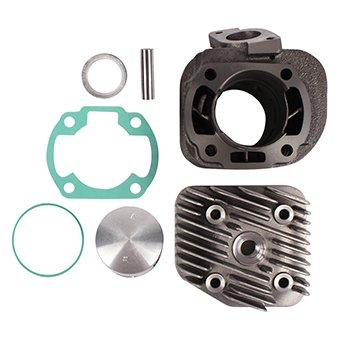 Malossi Cylinder (Malossi Cylinder Kit(70cc,iron,AC)Minarelli,Buddy 50, Zuma50)
