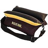 Bulls Bag/Uncle Buds Bench Rest, 15-Inch, Black/Gold