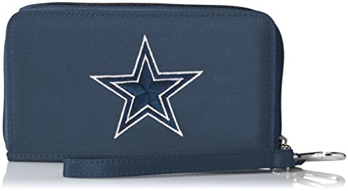 (Charm14 NFL Dallas Cowboys Deluxe Cell Phone Wallet-Fits All)