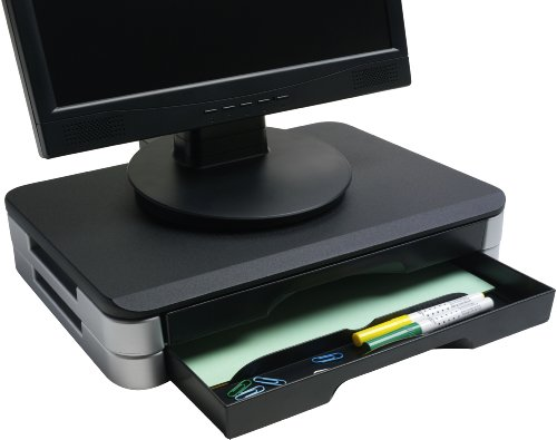 Exponent 50711 Monitor/Drucker ständer, schwarz
