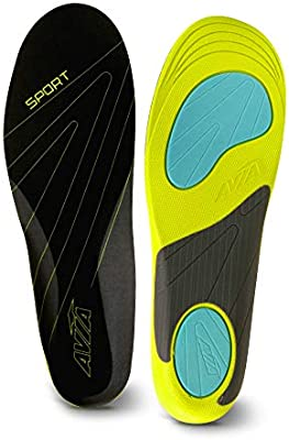 NEW Avia Insoles Women/'s 6-10 Performance Multi Sport All Day Athletic