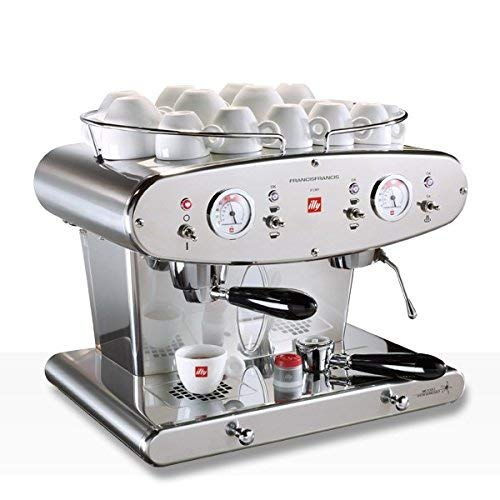 illy FrancisFrancis! X2.1 Twin Group iperespresso ...
