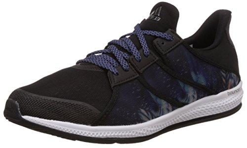 Gymbreaker de Running Negbas Zapatillas para adidas Mujer Bounce W Morado Negro Morsup Nocmét dwqTvWIX