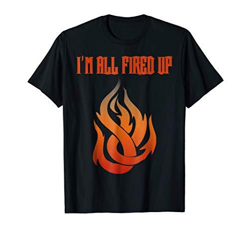 Fairy Tail I'm All Fired Up - T Shirt Men ()
