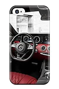 Premium Durable 2015 Mercedes-benz S-class Interior Hd Photos Fashion Tpu Iphone 5C Protective Case Cover