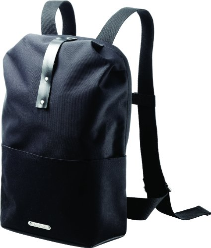 Brooks Saddles Dalston Knapsack, Black, Small