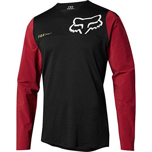 Fox Racing Attack Pro Jersey - Men's Red/Black, XL ()