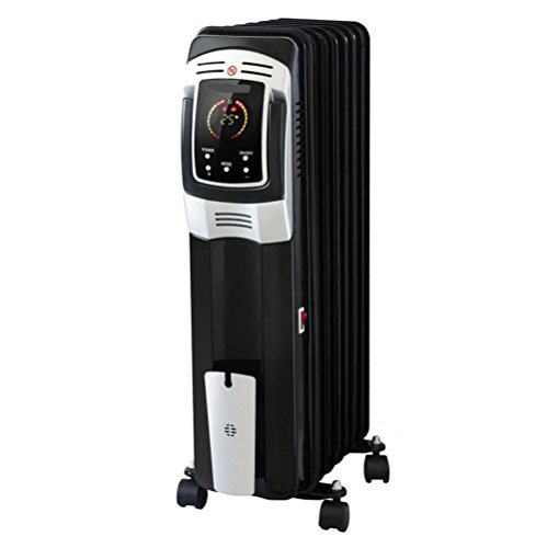 oil filled heater with remote - 2
