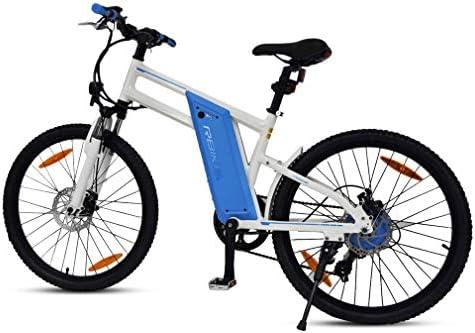 Burrby Motor de Bicicleta eléctrica de 24 Pulgadas y Cuadro de ...