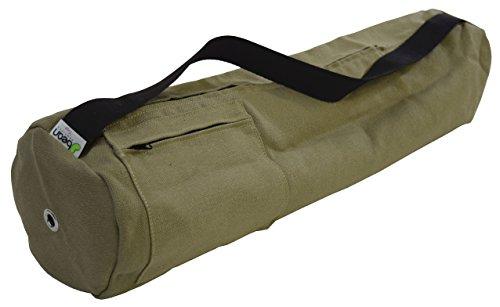 Bean Products Yoga Mat Bag 100% Hemp,