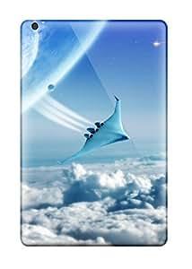 Flexible pc Back Case Cover For Ipad Mini/mini 2 - A Dreamy World