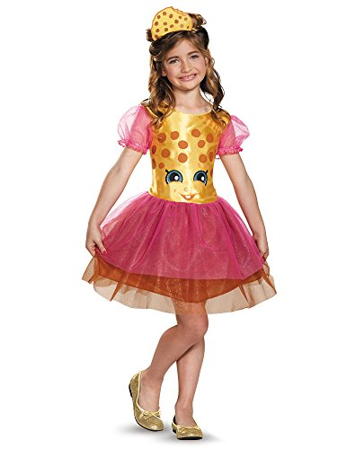 (Kookie Cookie Classic Shopkins The Licensing Shop Costume,)