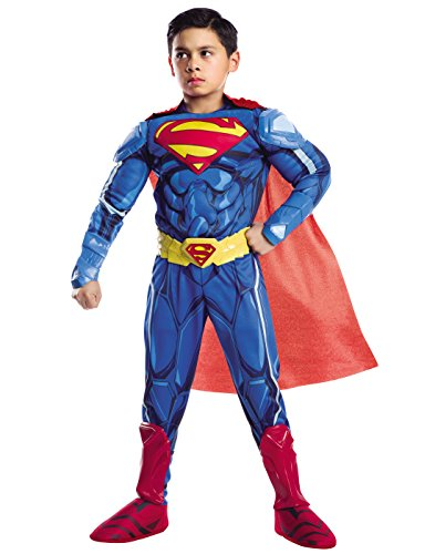 superman+costumes Products : Rubie's Costume Boys DC Comics Premium Superman Costume