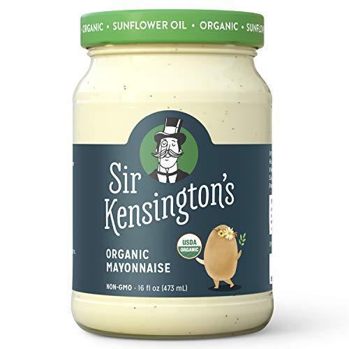 Kosher Mayonnaise - Sir Kensington's  Organic Mayonnaise 16 oz