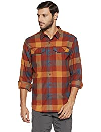 Men's Silver Ridge Flannel Long Sleeve Shirt