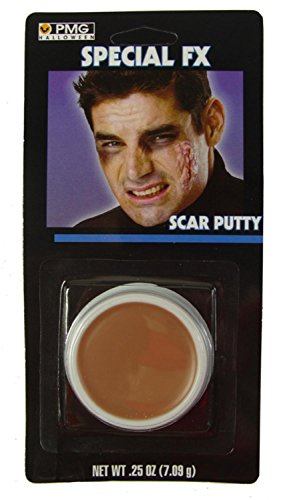 Price comparison product image Club Pack of 24 Special FX Scar Putty Halloween Make Up