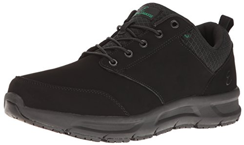 Emeril Lagasse Men's Quarter  Slip-Resistant Shoe, Black, 11.5 W US