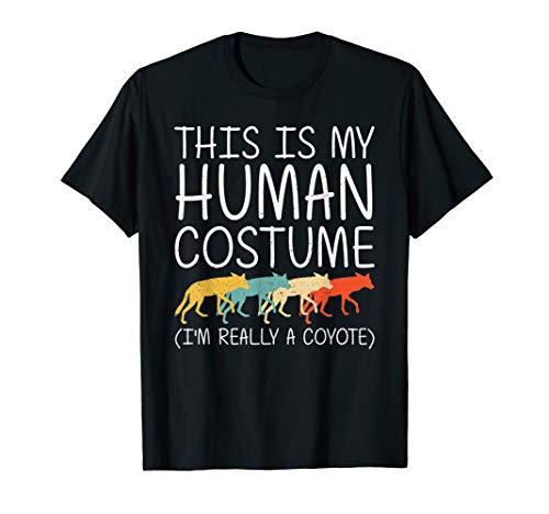 Diy Wolf Halloween Costume (Coyote Halloween Human Costume Wolf Pup Canine Easy DIY Gift)