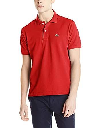 Lacoste Short Sleeve Piqué Polo