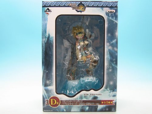 Most lottery Monster Hunter 3G D Award DX Hunter figures - Berio Series woman swordsman - limited color ver.