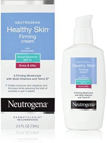 Neutrogena Healthy Skin Broad Spectrum SPF 15 Firming Cream, 2.5 Fluid Ounce - 12 per case.