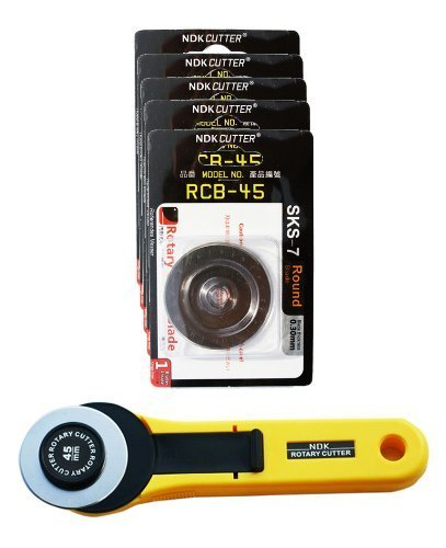 Tagliernia 45MM + 5 LAME - non perdere l'offerta! Well Made Tools