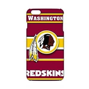 Washington Redskins 3D Phone Case for iPhone 6 Plus
