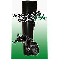 Worblas Black Art Panel Black Large (75x 100cm Bastel Cosplay) Thermoplastic Material by Fan-Merch