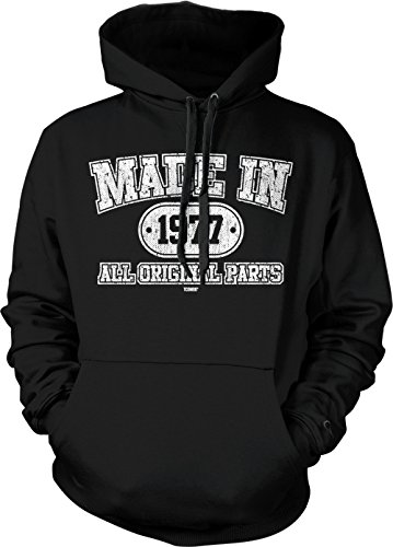 40th Birthday Pullover Hoodie - 1