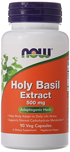 NOW Holy Basil Extract Capsules