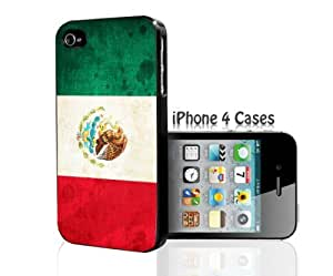 Mexico Flag iPhone 4/4s case