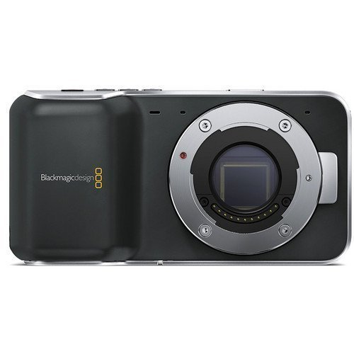 Blackmagic Pocket Cinema Camera with Micro Four Thirds Lens Mount