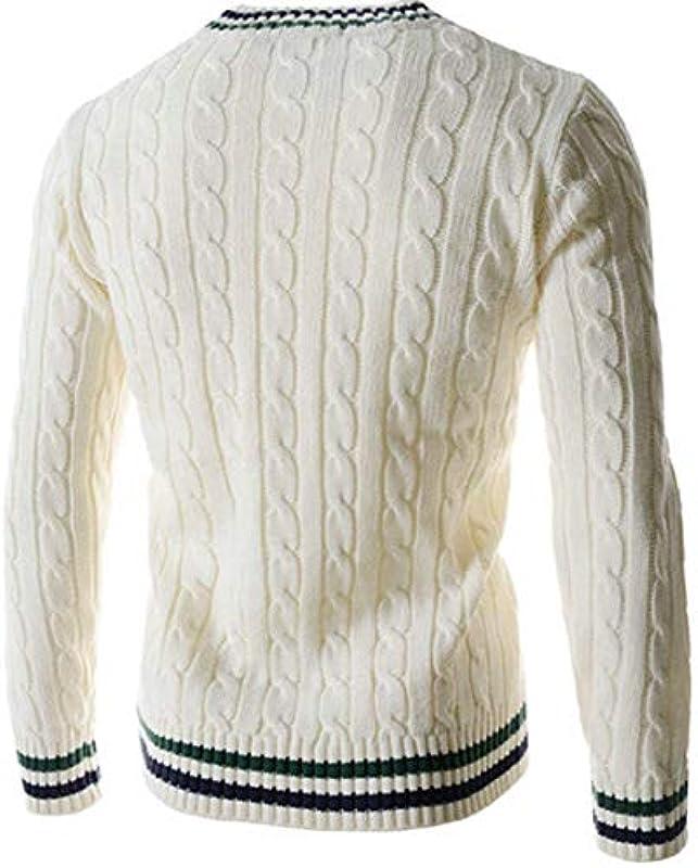 Męski sweter dekolt V sweter dziergany In Fit Slim rÓżne ubrania trzy kolory elegancki długi rękaw sweter dziergany sweter: Odzież
