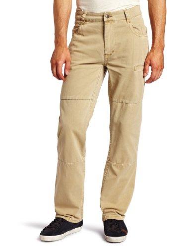 KAVU Men's Mason Pants, Khaki, 36x33