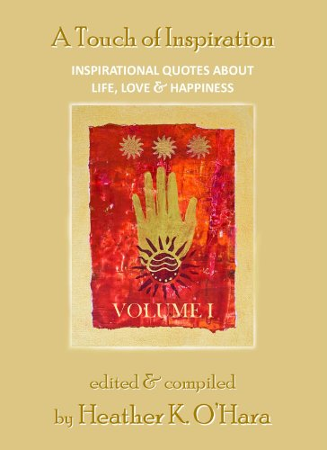 Citaten Angst Voli : A touch of inspiration volume i: inspirational quotes about life