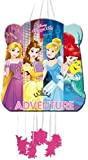 Disney Princess Pull String Pinata Childrens Birthday Party Game Toy - Fill With Sweets!